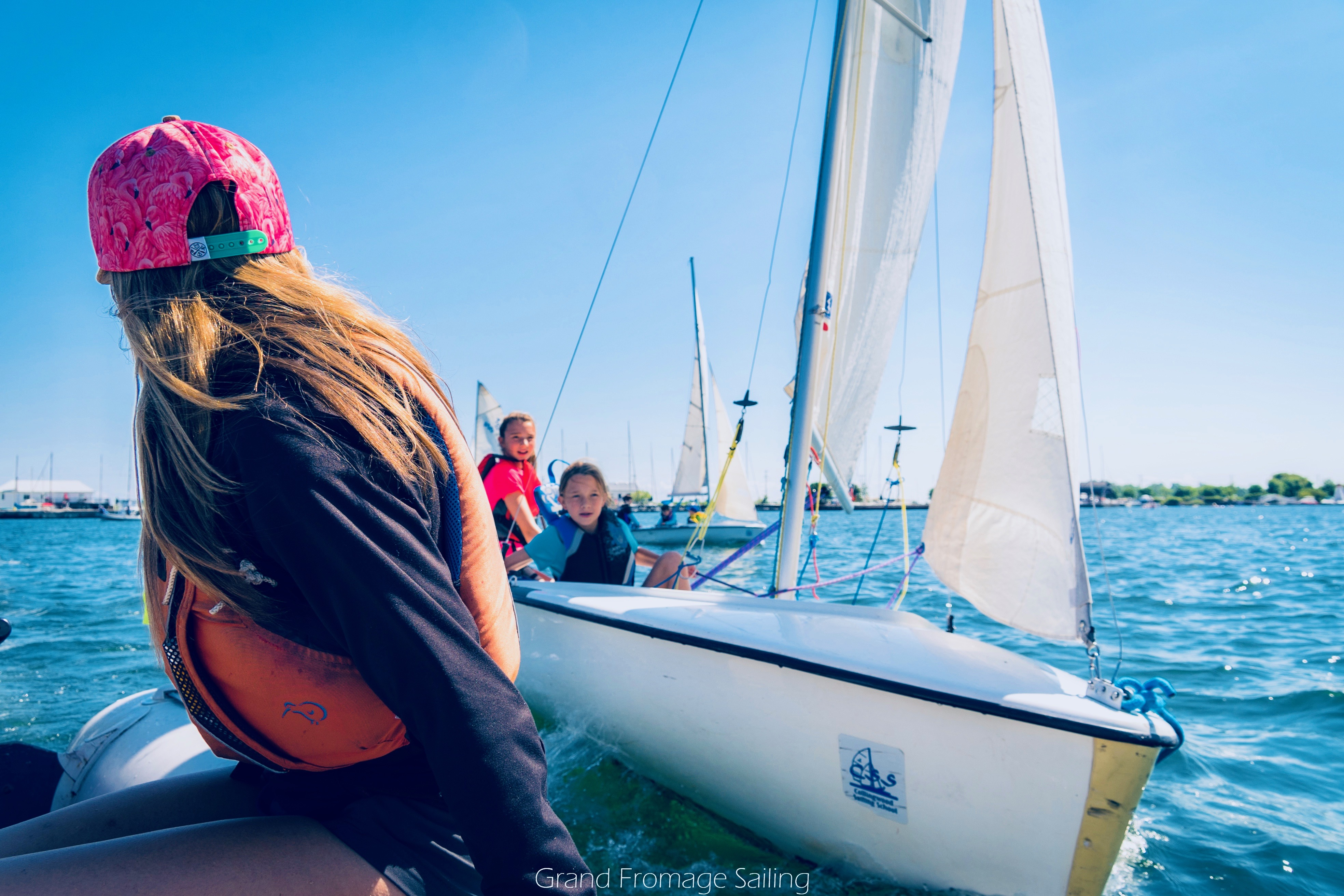 2017 Checklick Annual CANSail Instructor Compensation Survey