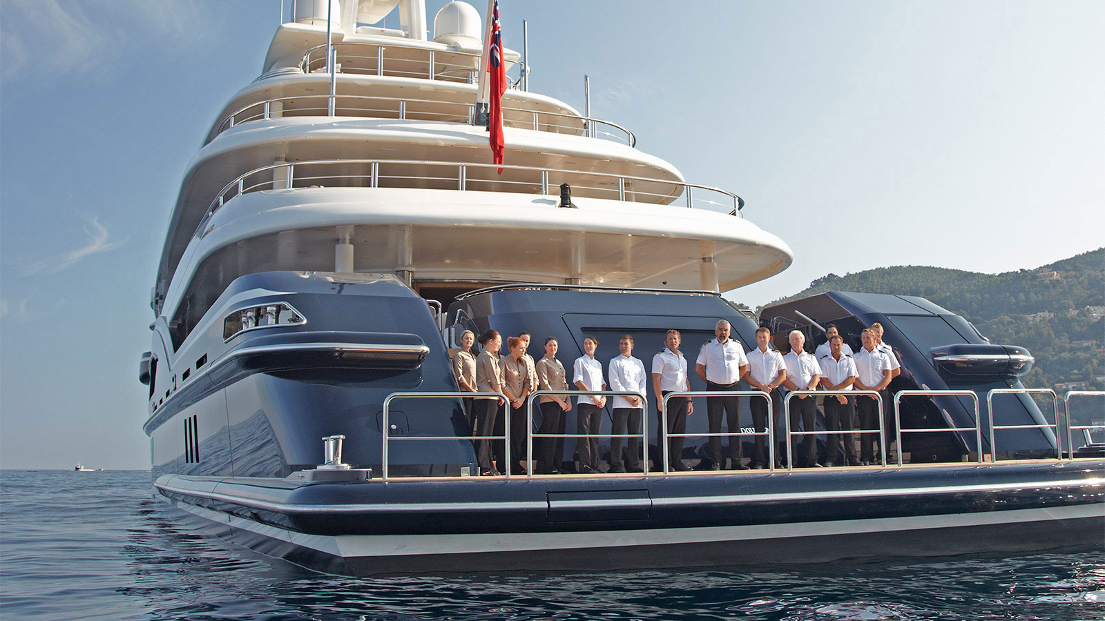 Customer Service Lessons from the Mega Yacht Industry